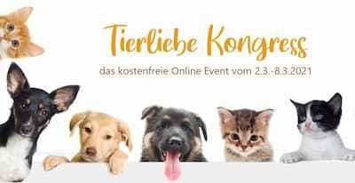 Tierliebe Online-Kongress I Die Gesundheit von Mensch und Tier!