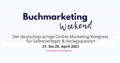 Buchmarketing Online-Kongress