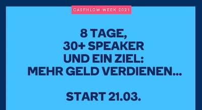 Corona Cashflow Week | Mehr Geld verdienen