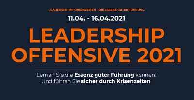 Leadership-Offensive 2021 Online-Kongress