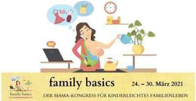 Mama Online-Kongress   für kinderleichtes Familienleben