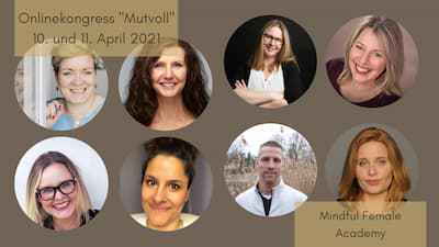 Mutvoll Online-Kongress   Frauen im Business