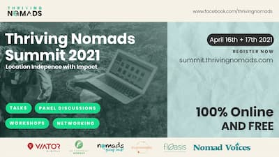 Thriving Nomads Summit | LIVE