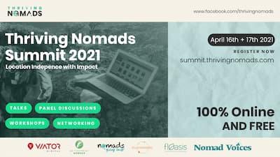 Thriving Nomads Summit | LIVE