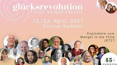 Glücksrevolution Online-Kongress | Folge Deiner Freude