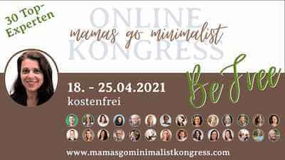 Mamas go minimalist Online-Kongress