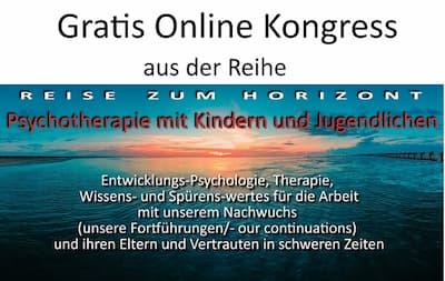 Psychotherapie mit Kindern und Jugendlichen Online-Kongress
