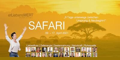 erLiebensWERT Safari | Unterwegs zwischen Neubeginn & Ursprung