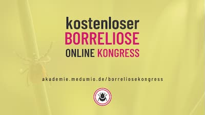 Borreliose Online-Kongress Header