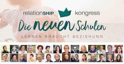 Die neuen Schulen Online-Kongress | Lernen braucht Beziehung