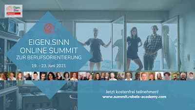 Eigen.Sinn Online Summit | Orientierung für dein Berufsleben