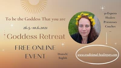 Goddess Retreat Header