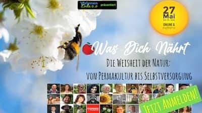 PermaKultur & Selbstversoger Online-Kongress header