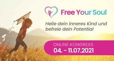 Heile dein inneres Kind Online-Kongress