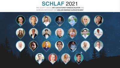 Schlaf 2021 Online-Kongress Header