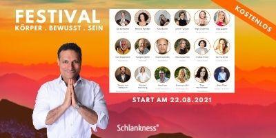 Festival für Körper - Bewusst - Sein