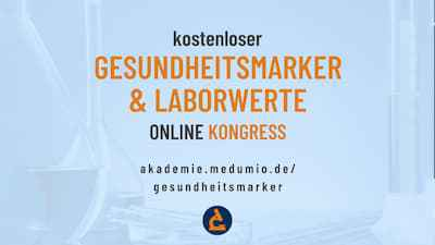 Gesundheitsmarker und Laborwerte Online-Kongress