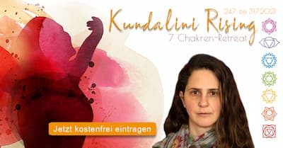 Kundalini Rising Online-Kongress | 7-Chakren Retreat