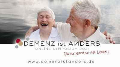 Demenz ist anders Online-Kongress