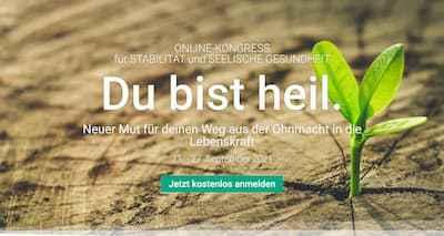 Du Bist Heil Online-Kongress