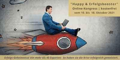 Happy & Erfolgsbooster Online-Kongress