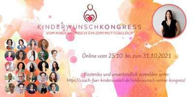 Kinderwunsch Ü39 Online-Kongress
