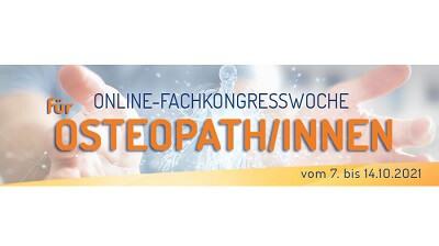 Osteopathie Online-Kongress